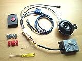ALPHA+ , die wohl kleinste HighTech-Alarmanlage der Welt! Durch den 3D-Gyrosensor stets identische Auslöseempfindlichkeit! Lageunabhängiger Einbau! Funkfernbedienung! Alarmspeicherung über Leuchtdiode! Superklein (53x44x21mm)! CE-Prüfung durch unabhängiges Testlabor! ALPHA+ kann eintragungs- und genehmigungsfrei betrieben werden! Profianlage, für jedes Bike geeignet!