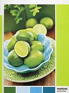 Clementoni- Puzzle 1000 pzas Pantone Lime, (39492)