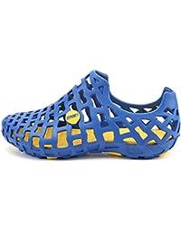 a5880ddd08e22e Rawdah Men Women Unisex Classic Casual Couple Beach Non-Slip Sandal Flip  Flops Shoes Slippers