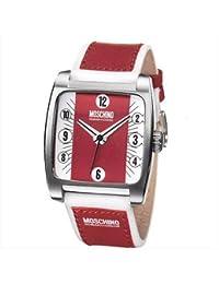 MOSCHINO - Reloj MW0005, color rojo