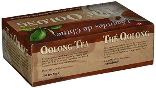 3er SPARPACK – UNCLE LEE'S Oolong Tee [3x 160g / 100 Teebeutel] Oolong Tea – Legends of China