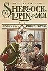 Sherlock, Lupin et moi, tome 7 : L'enigme du cobra royal par Adler
