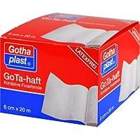 GOTA HAFT kohäsive Fixierbinde 6 cmx20 m latexfrei 1 St Binden preisvergleich bei billige-tabletten.eu