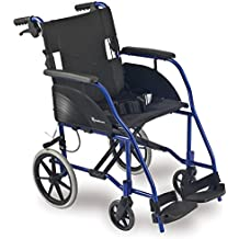 Dash X Ultra ligero (9.6kgs) AP ruedas–azul