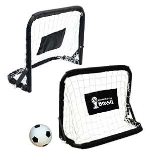 Carromco Fußballtor Set zur FIFA WM 2014 Beach Soccer, XS, 73811