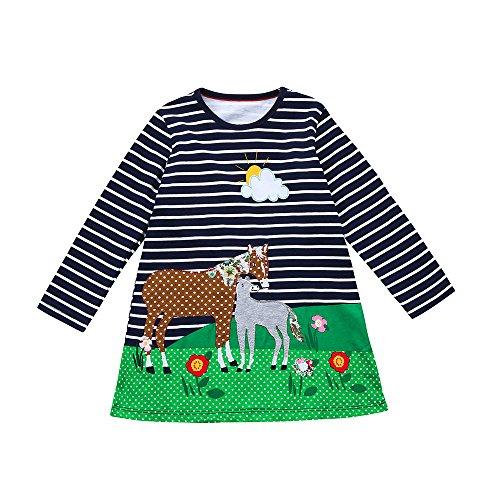 Heligen_Baby Weihnachten Kleinkind Baby mädchen Kind frühling Kleidung -