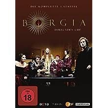 Coverbild: Borgia - Die komplette 1. Staffel