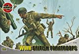 Airfix A01723 WWII British Paratroops 1:72 Scale Series 1 Plastic Figures