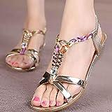 Women Shoes, HEHEM Summer Women Leisure Ladies Sandals Casual Sandals Beach Shoes Summer Women Flat Sandals