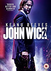 John Wick: Chapter 2 [DVD + Digital Download] [2017]