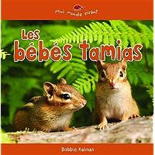 Les Bebes Tamias (Mini Monde Vivant)