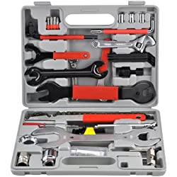 Beyondfashion 46pcs Bike Bicycle Cycle Hand Craft Maintenance Repair Tool Kit Set