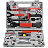 Best Bicycle Tool Kits - chinkyboo 46 pcs Bike Bicycle Cycle Hand Craft Review