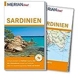 MERIAN live! Reiseführer Sardinien: Mit Extra-Karte zum Herausnehmen - Friederike von Bülow