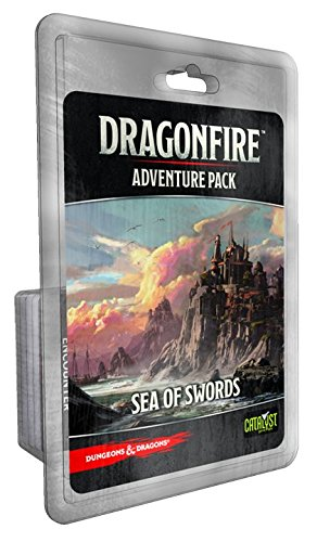 Catalyst Game Labs cat16203-DragonFire: Sea of Swords
