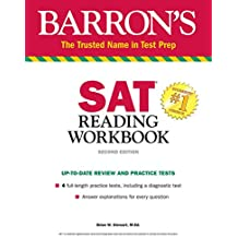 SAT Reading Workbook (Barron's Test Prep)