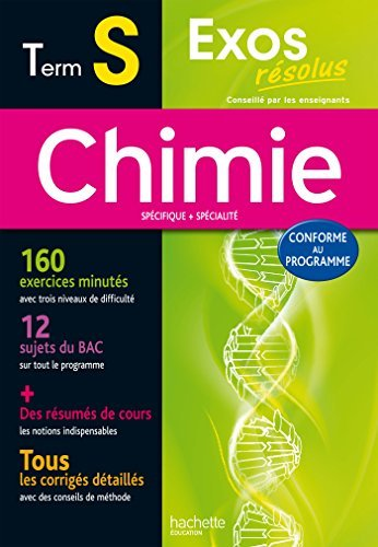 Exos Resolus Chimie Term S by Marie-Jeanne Comte (2015-07-15)