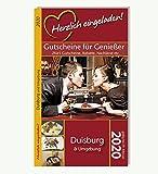 Herzlich eingeladen! DUISBURG - Gutscheinbuch (gültig bis 29.02.2020)