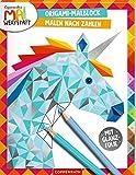 Origami-Malblock: Malen nach Zahlen (Coppenraths Mal-Werkstatt)
