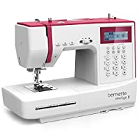 Bernette Sew&GO8 - Máquina de coser electróni