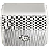HP Roar Mini (G1K47AA) Bluetooth Lautsprecher (Wireless Bluetooth 4.0, 2,5 W Ausgangsleistung, 85dB, bis zu 6 Stunden Wiedergabe) weiß - gut und günstig