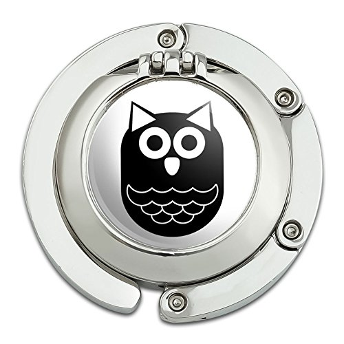 owl-black-hooter-foldable-table-bag-purse-caddy-handbag-hanger-holder-hook-with-folding-compact-mirr