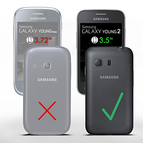 custodia cellulare samsung young