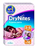 Dry Nites Pyjama Unterhosen Girl 3-5 Jahre, 1er Pack (1 x 16 Stück)