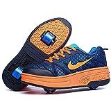 Miarui Roue Chaussures de Sport Chaussures de Skate à roulettes Chaussures roulettes...