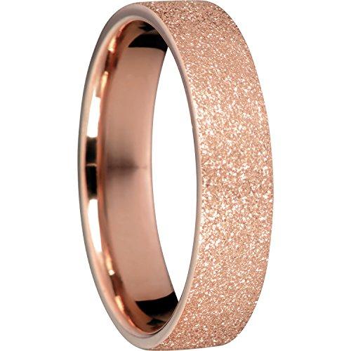 Bering Damen-Ring Edelstahl teilvergoldet Gr. 70 (22.3)-557-39-112