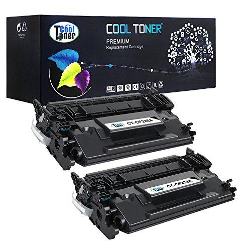 Preisvergleich Produktbild Cool Toner kompatibel toner fuer CF226A(26A) fuer HP LaserJet Pro MFP M426 M426dw M426fdw M426fdn, HP LaserJet Pro M402 M402dn M402n M402d M402dw, Schwarz 3100 Seiten, 2 pack