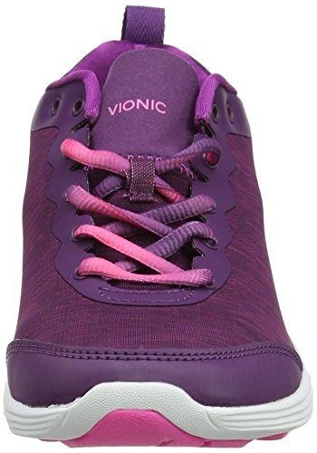 Vionic Fyn, Scarpe De Fitness Donna Violet (violet)