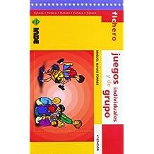 Juegos individuales y de grupo (Ficheros de juegos y actividades)