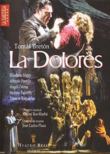La Dolores Zarzuela [DVD]
