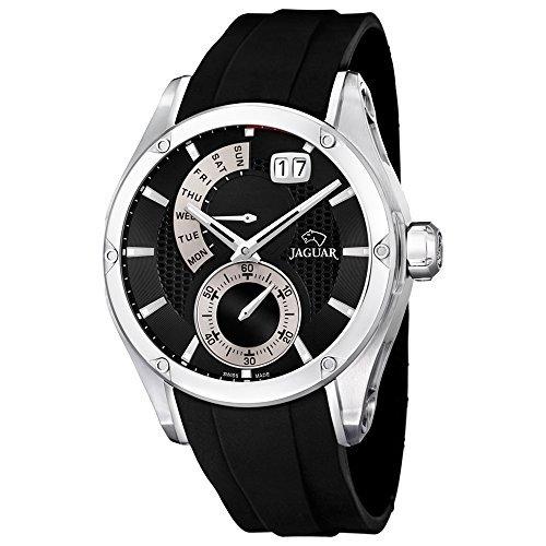 JAGUAR Uhren Special Edition Herren \'Swiss Made\' - j678-2