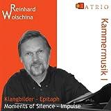 V. Aria II - 5 Postludien für JSB: Moments of Silence für Bassetthorn und Streichtrio