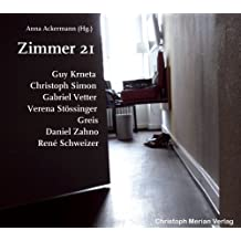 Zimmer 21, Audio-CD