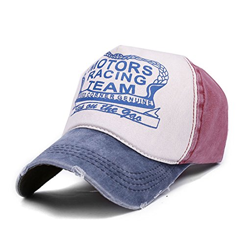 Casquette Baseball Cap Mode Chapeau Unisexe- Coton Bleu navy