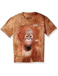 The Mountain Kinder T-Shirt Orangutan Hanging