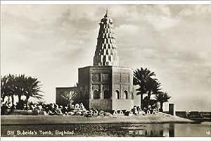 Imprimé photographique de Sitt Zumurrud Khatun s Tomb, Baghdad, Iraq