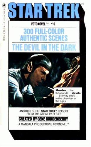Star Trek Fotonovels: Devil in the Dark No. 9