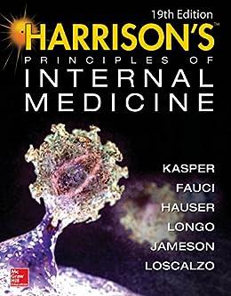 Harrisons Principles of Internal Medicine 19/E (Vol.1 & Vol.2
