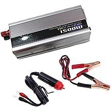 BoomBoost Universal Car Power Inversor de coche Portable 1500W DC 24V AC 220V USB Cargador Convertidor de coche