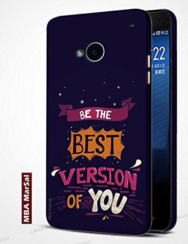 mbamarsal® Printed Mobile Back Cover For HTC One M7 / HTC One M7 Mobile Cover  available at amazon for Rs.249