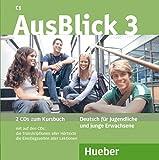 Ausblick. Per le Scuole superiori. Con 2 CD Audio: 3
