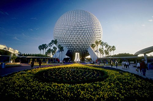 803024-epcot-center-florida-usa-a4-photo-poster-print-10x8