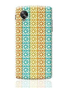 PosterGuy Google Nexus 5 Case Cover - Vector floral vintage | Designed by: DesignerChennai