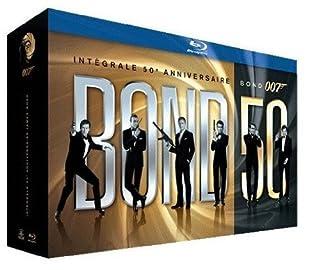 James Bond 007 - Bond 50 : Intégrale 50ème Anniversaire des 22 films [Édition Limitée] (B006VCDMQU) | Amazon price tracker / tracking, Amazon price history charts, Amazon price watches, Amazon price drop alerts