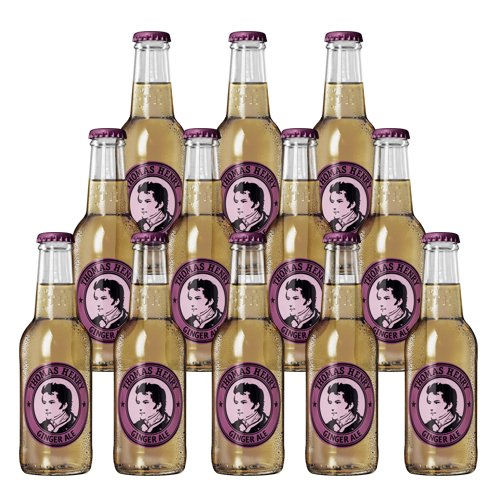 Thomas Henry Ginger Ale (12 x 0.2 l)