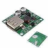 Bluelover 5V 2A Panneau Solaire Alimentation Usb Charge Voltage Controller Régulateur Module 6V Entrée 20V Pour Universal Smartphone...
